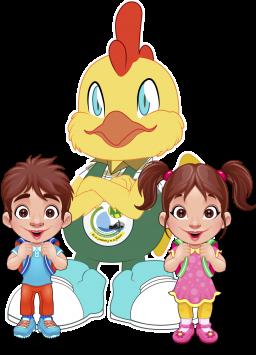 mascota_pio_niños